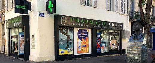 Pharmacie Chave,MARSEILLE