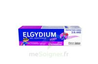 Elgydium Dentifrice Kids 2/6 Ans Grenadine Protection Caries Tube 50ml à MARSEILLE
