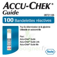 Accu-chek Guide Bandelettes 2 X 50 Bandelettes à MARSEILLE