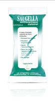 Saugella Antiseptique Lingette Hygiène Intime Paquet/15 à MARSEILLE