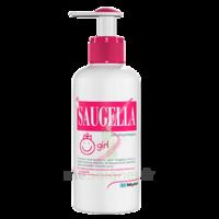 Saugella Girl Savon Liquide Hygiène Intime Fl Pompe/200ml à MARSEILLE