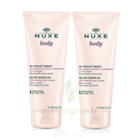 Nuxe Body Duo Gels Douche Fondants 200ml à MARSEILLE