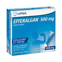 Efferalgan 500 Mg Glé En Sachet Sach/16 à MARSEILLE