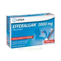 Efferalgan 1g Cappuccino Granules 8 Sachets à MARSEILLE