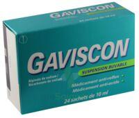 Gaviscon, Suspension Buvable En Sachet à MARSEILLE