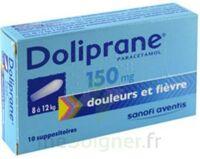 Doliprane 150 Mg Suppositoires 2plq/5 (10) à MARSEILLE