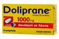 Doliprane 1000 Mg Comprimés Plq/8 à MARSEILLE