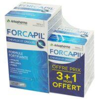 Forcapil Gélules Croissance Vitalité Cheveux Ongles B/180+60 à MARSEILLE