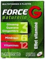 FORCE G NATURELLE, bt 56 à MARSEILLE