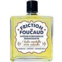 Foucaud Lotion friction revitalisante corps Fl verre/100ml vintage à MARSEILLE
