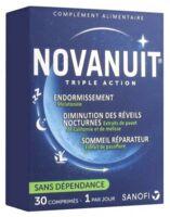 Novanuit Triple Action Comprimés B/30 à MARSEILLE