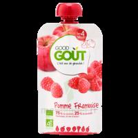 Good Goût Alimentation Infantile Pomme Framboise Gourde/120g à MARSEILLE