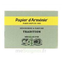 Papier D'arménie Traditionnel Feuille Triple à MARSEILLE