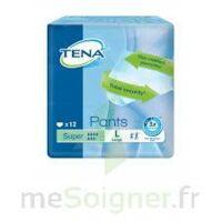 Tena Pants Super Slip Absorbant Incontinence Urinaire Large Sachet/12 à MARSEILLE