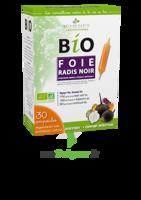 3 Chenes Bio Radis Noir Solution Buvable Foie 30 Ampoules/10ml à MARSEILLE