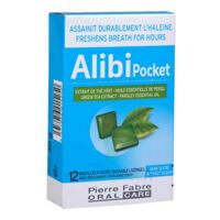 Pierre Fabre Oral Care Alibi Pocket 12 Pastilles à MARSEILLE