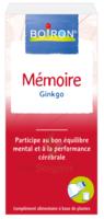 Boiron Mémoire Ginkgo Extraits De Plantes Fl/60ml à MARSEILLE