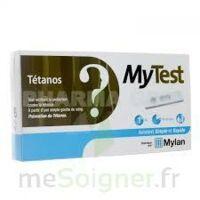 My Test Tetanos Autotest à MARSEILLE