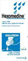 Hexomedine 1 Pour Mille S Appl Loc Fl/250ml à MARSEILLE