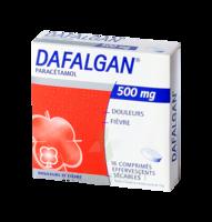Dafalgan 500 Mg Comprimés Effervescents Sécables Film/16 à MARSEILLE