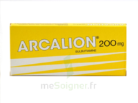 Arcalion 200 Mg, Comprimé Enrobé 2plq/30 (60) à MARSEILLE