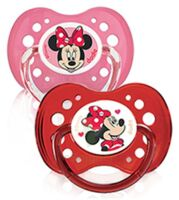 Dodie Disney sucettes silicone +18 mois Minnie Duo à MARSEILLE