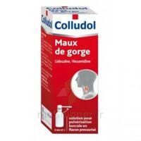 Colludol Solution Pour Pulvérisation Buccale En Flacon Pressurisé Fl/30 Ml + Embout Buccal à MARSEILLE