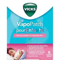 VICKS VAPOPATCH ENFANTS à MARSEILLE