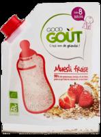 Good Gout Cereales Muesli Fraise Bio Des 8 Mois 200g à MARSEILLE