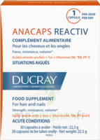 Anacaps Reactiv Caps 3*B/30 à MARSEILLE