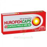 Nurofencaps 400 Mg Caps Molle Plq/10 à MARSEILLE