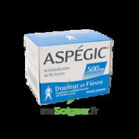 Aspegic 500 Mg, Poudre Pour Solution Buvable En Sachet-dose 20 à MARSEILLE