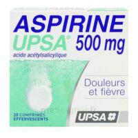 Aspirine Upsa 500 Mg, Comprimé Effervescent à MARSEILLE