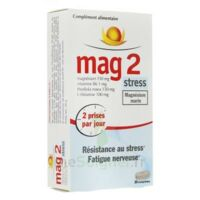 Mag 2 Stress 30 comprimés à MARSEILLE