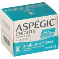 Aspegic Enfants 250, Poudre Pour Solution Buvable En Sachet-dose à MARSEILLE