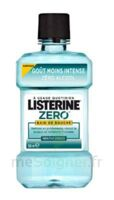 Listerine Zéro Bain bouche 250ml à MARSEILLE