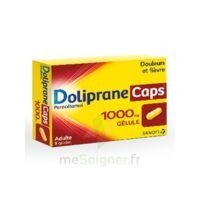 Dolipranecaps 1000 Mg Gélules Plq/8 à MARSEILLE