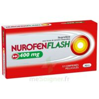 Nurofenflash 400 Mg Comprimés Pelliculés Plq/12 à MARSEILLE