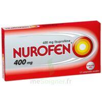 Nurofen 400 Mg Comprimés Enrobés Plq/12 à MARSEILLE