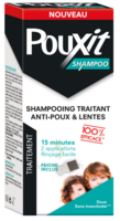 Pouxit Shampooing antipoux 200ml+peigne à MARSEILLE