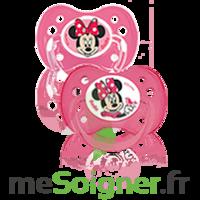 Dodie Disney Sucette anatomique silicone +6mois minnie Lot/2 à MARSEILLE