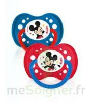 Dodie Disney sucettes silicone +18 mois Mickey Duo à MARSEILLE