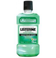 Listerine Goût plus léger 500ml à MARSEILLE