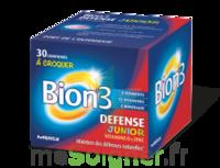 Bion 3 Défense Junior Comprimés à croquer framboise B/30 à MARSEILLE