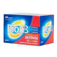 Bion 3 Défense Junior Comprimés à croquer framboise B/60 à MARSEILLE