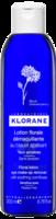 Klorane Soins des Yeux au Bleuet Lotion florale démaquillante 200ml à MARSEILLE