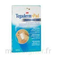 Tegaderm + Pad, 5 Cm X 7 Cm , Bt 10 à MARSEILLE
