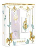 Roger & Gallet Coffret Extrait de Cologne Thé Fantaisie 100 ml + Bougie Parfumée Feu de Bois 60 g à MARSEILLE