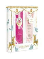 Roger & Gallet Coffret Eau Parfumée Bienfaisante Rose Imaginaire 30 ml + Gel Douche Apaisant 50 ml à MARSEILLE