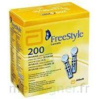 Freestyle Papillon Lancettes B/200 à MARSEILLE